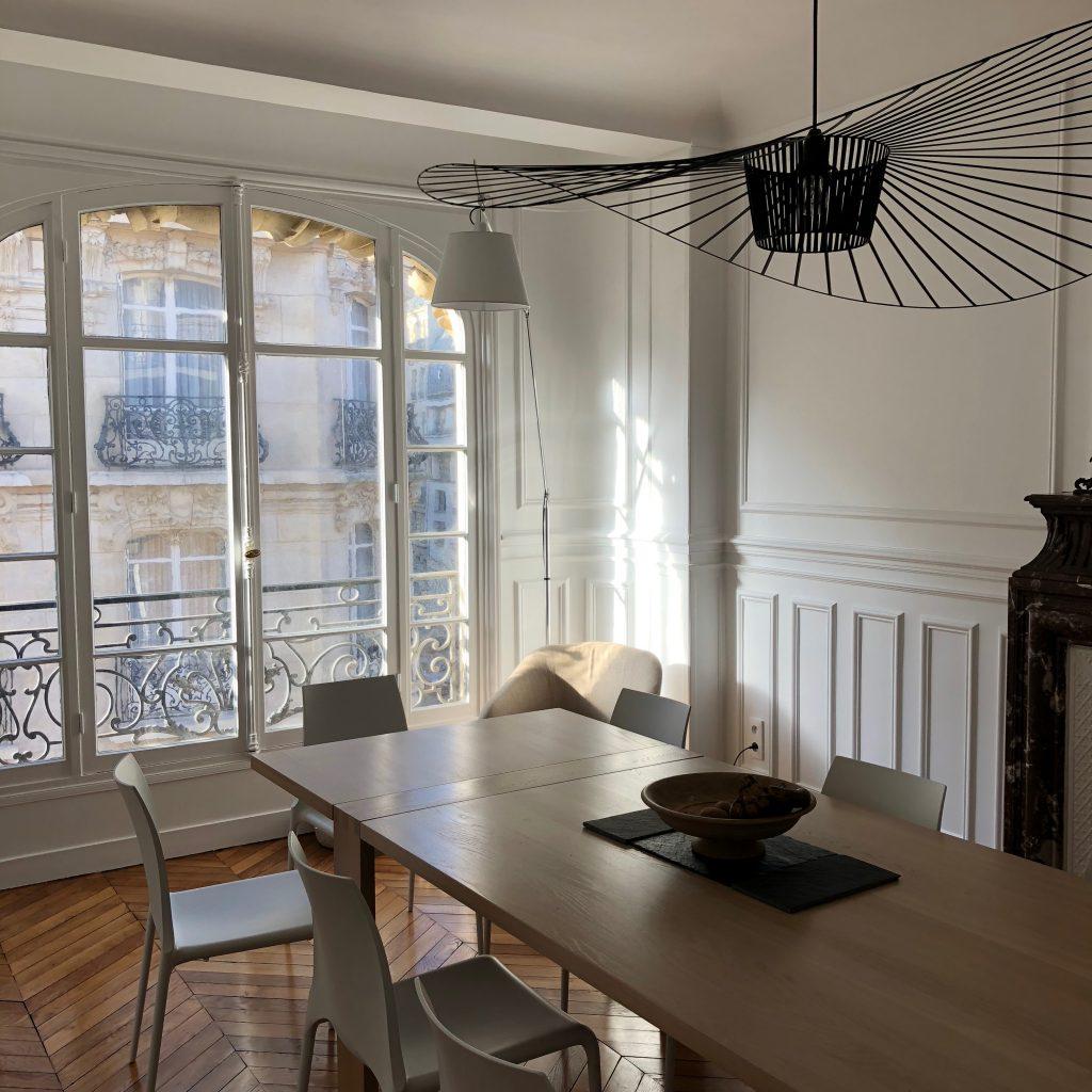 r novation d 39 un appartement paris 16 me ranelagh r novation d 39 appartements et de maisons. Black Bedroom Furniture Sets. Home Design Ideas